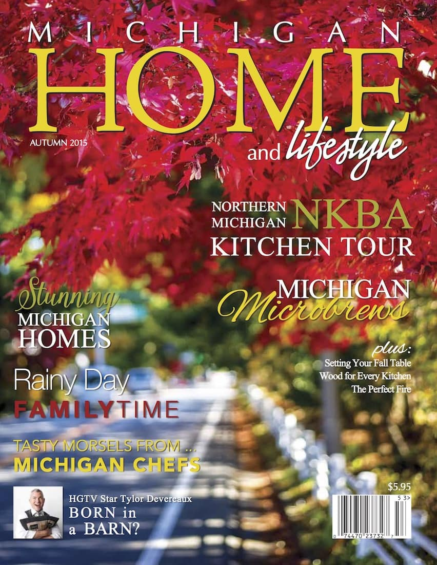 Fall 2015 - Michigan Home and Lifestyle
