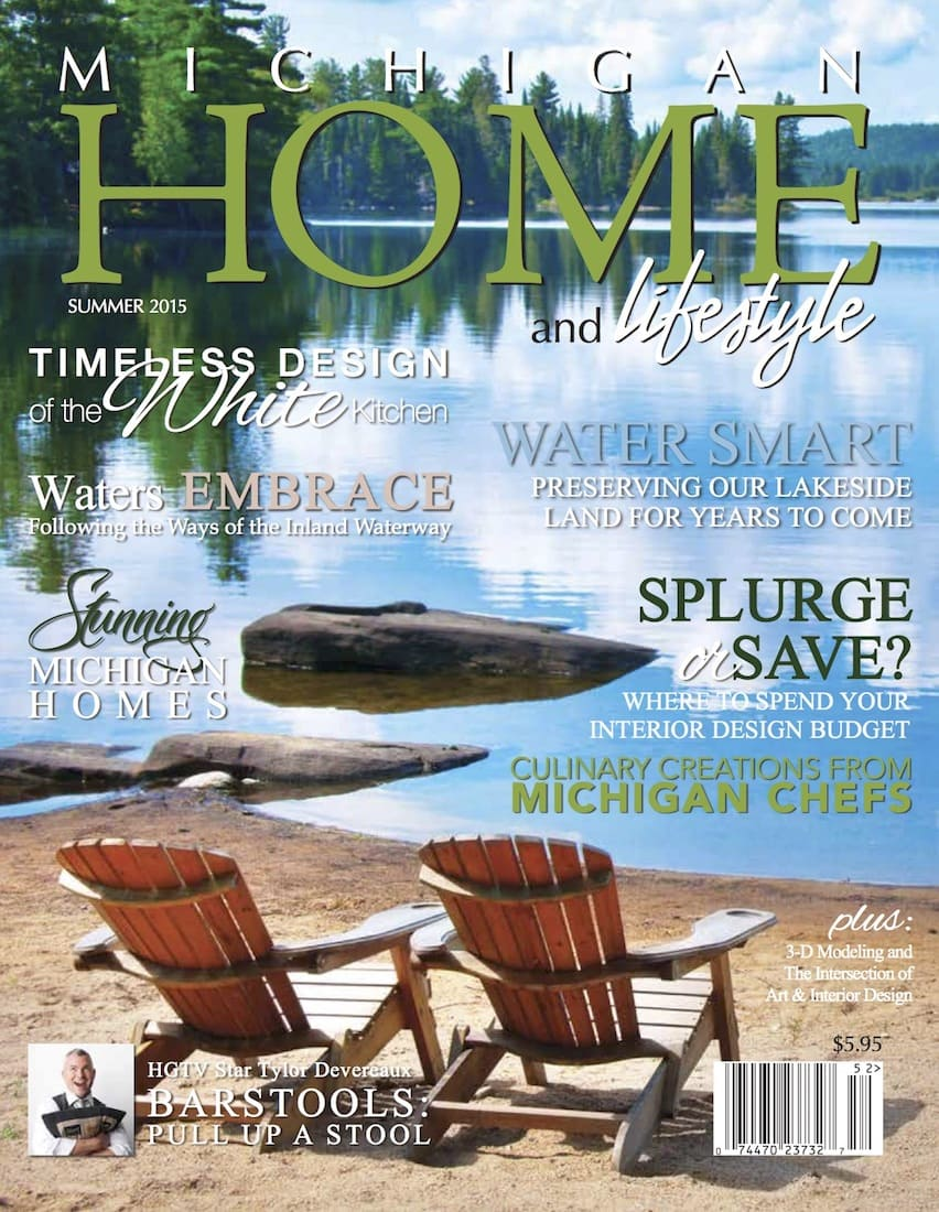Summer 2015 - Michigan Home and Lifestyle
