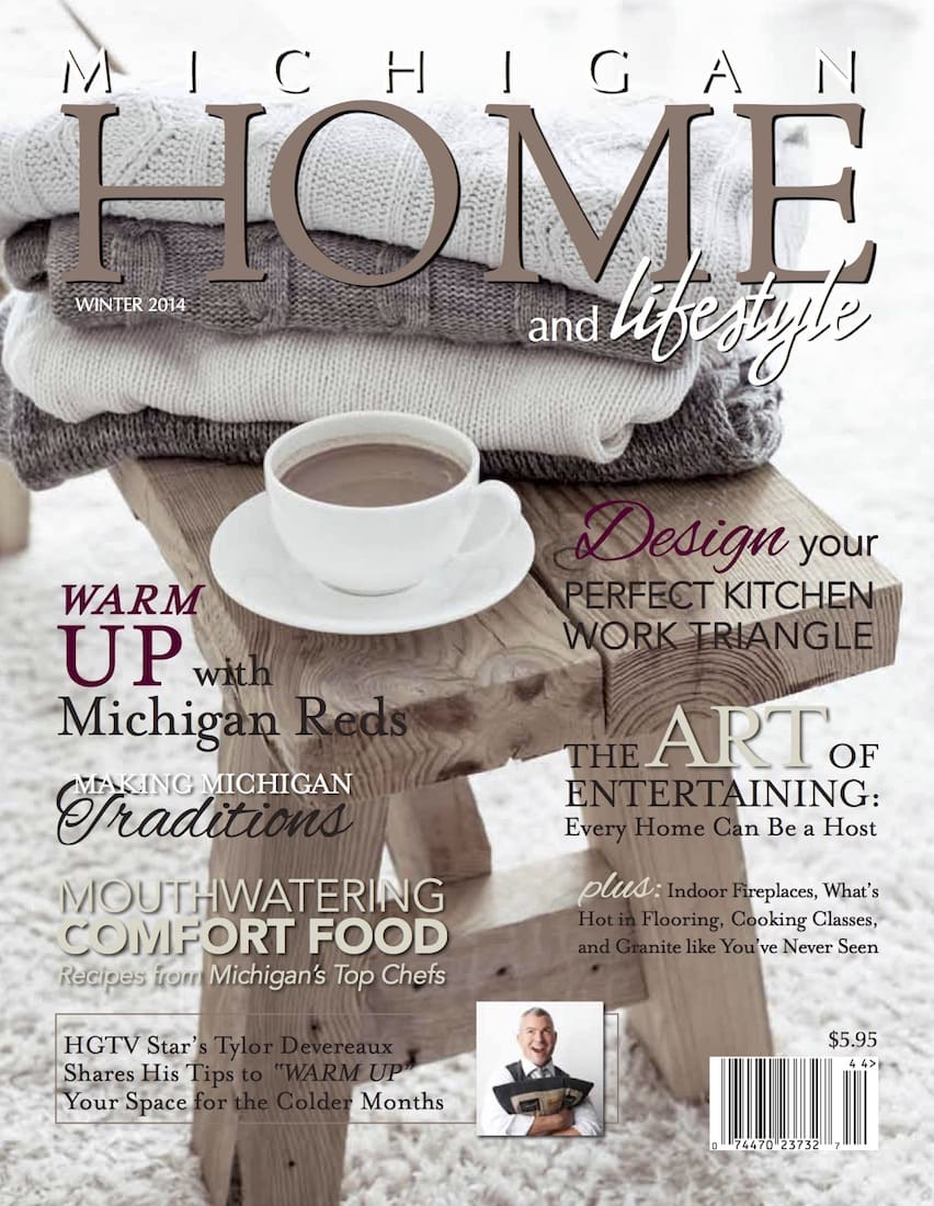 winter 2014 michigan home and lifestyle michigan home and lifestyle magazine. Black Bedroom Furniture Sets. Home Design Ideas