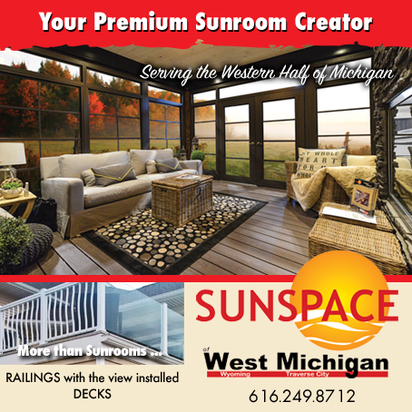 sunspace michigan home and lifestyle magazine. Black Bedroom Furniture Sets. Home Design Ideas