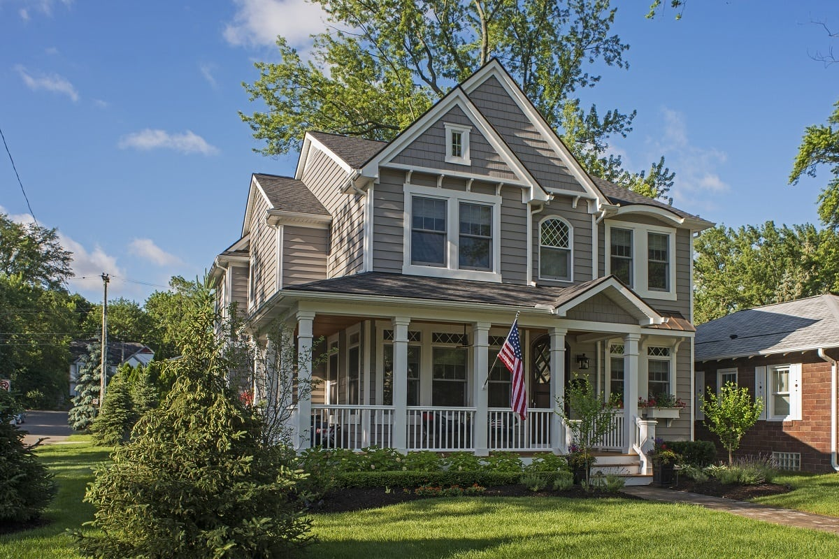 Regional feature bloomingdale construction company for Home building companies in michigan