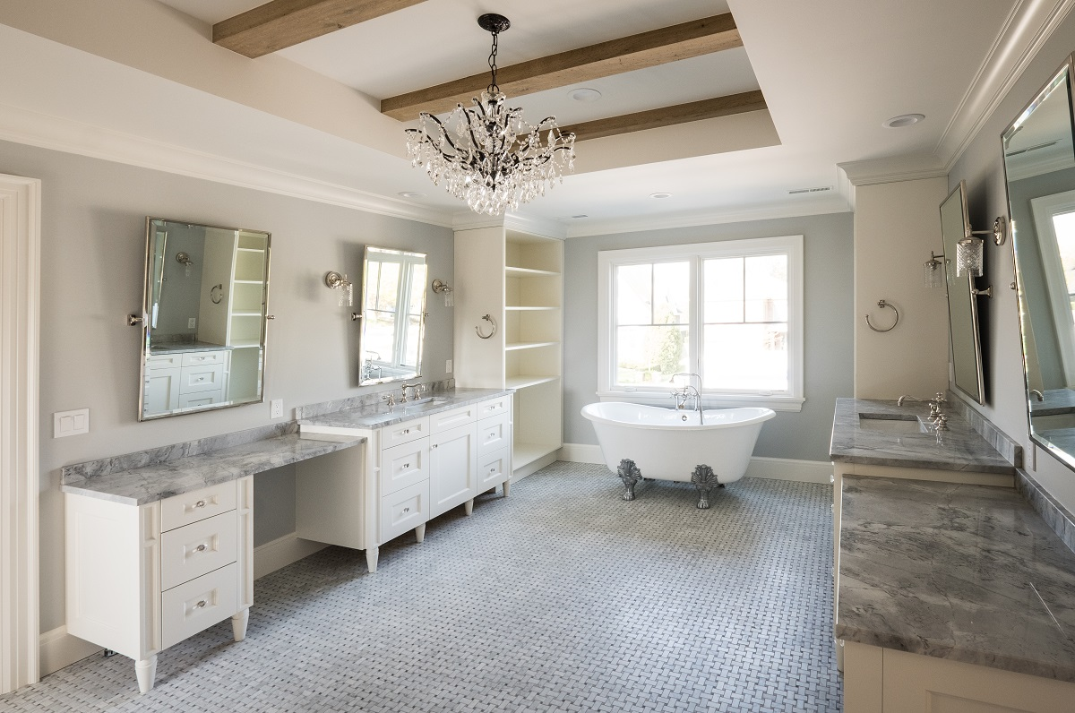 Lavish Luxury in Your Master Bathroom - Michigan Home and Lifestyle ...